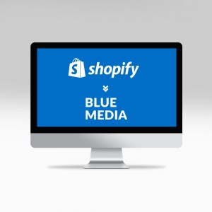 Integracja Shopify z Blue Media